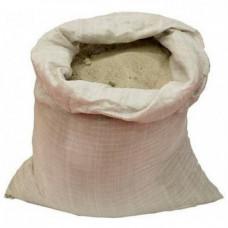 Песок строительный 30 кг, в мешках