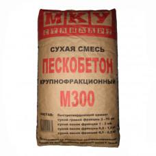 Сухая смесь МКУ М300, 40кг
