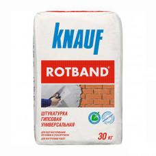 Кнауф Ротбанд гипсовая универсальная штукатурка 30кг