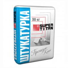 Титан гипсовая штукатурка 30кг