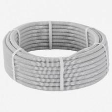 Гофра для кабеля ПВХ d 16 мм