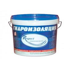 Гидроизоляция Respekt Гермес полуакриловая мастика 5кг