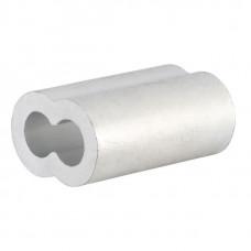 Зажим для троса Tech-Krep алюминиевый 5 мм