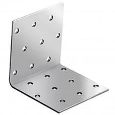 Крепежный уголок равносторонний Kur 160х160х60 мм