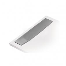 Крышка слива для поддонов Jacob Delafon Flight Neus E62C90-S21 для поддонов 90 см матовое серебро