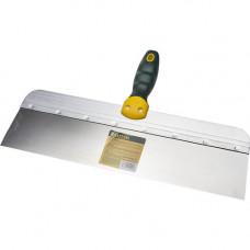 Шпатель KRAFTOOL двух компонентная ручка нерж. полотно 400мм