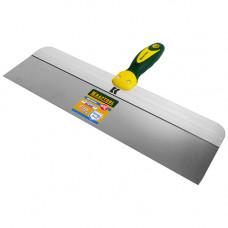 Шпатель KRAFTOOL двух компонентная ручка нерж. полотно 450мм