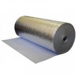 Пенофол фольгированный утеплитель 10мм (18м2)