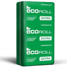 Теплоизоляция EcoRoll Экстра Плита 037 1230х610х50 мм 16 плит в упаковке