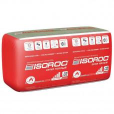 Теплоизоляция Isoroc Супер Теплый 1000х610х50 мм 10 плит в упаковке