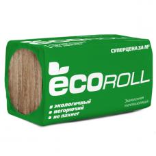 Теплоизоляция EcoRoll Плита 040 1230х610х100 мм 8 плит в упаковке